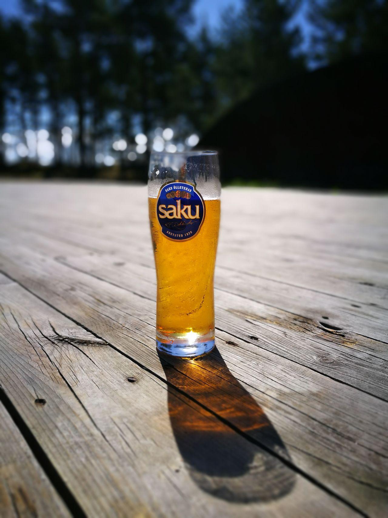 Coldbeer Hanging Out Enjoying Life Island Summer Getaway  Prangli Island Refreshment Beer O'clock Beer Glass Beerlover Saku SakuKuld