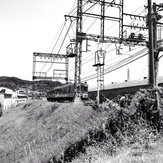 暑い… IPhoneography Train