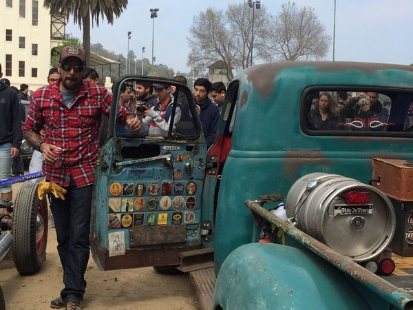RatRod Chile♥ Enjoying Life Chevy ThatsMe Chevrolet
