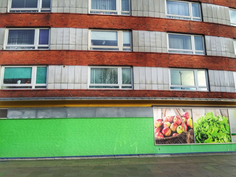 Green Wall Biomarket The EyeEm Facebook Cover Challenge Green Green Green!