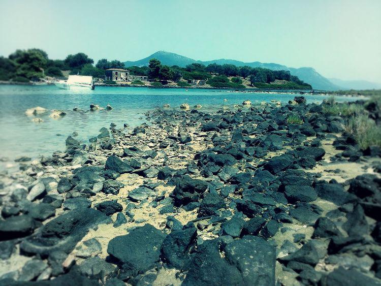 Sea Beach Water Nature Beauty In Nature Vacations Lichadonisia