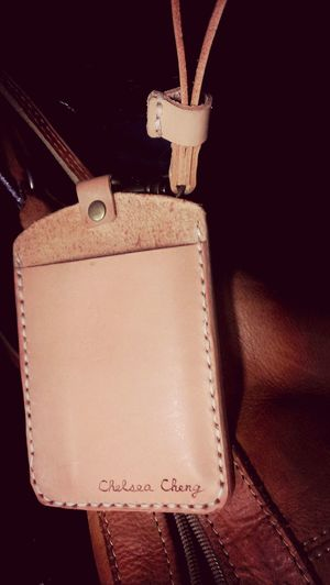 Leather Cardholder Gotta Love It JaneOnePiece
