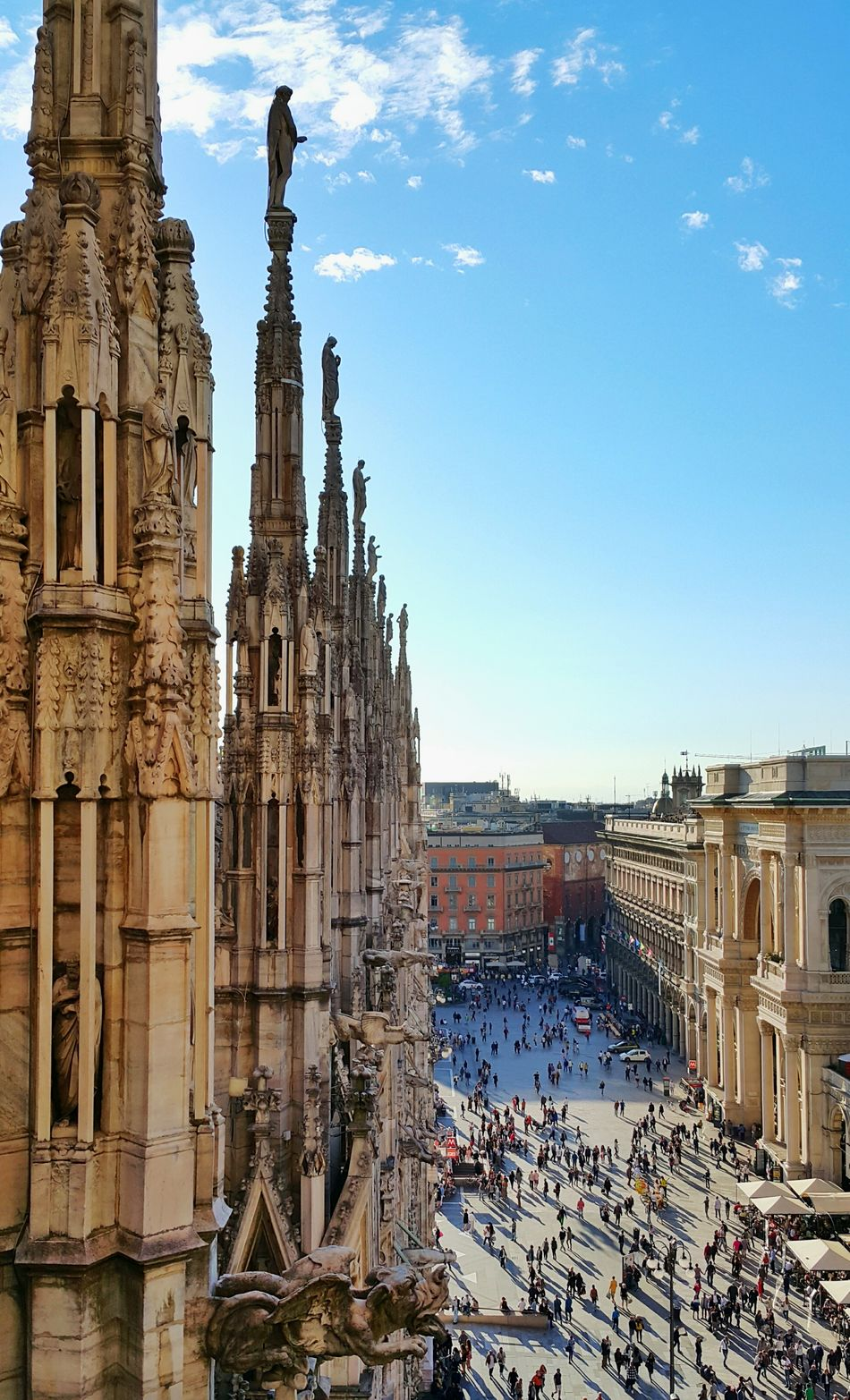 Beautiful stock photos of milan, Architecture, Building Exterior, Built Structure, Cathedral