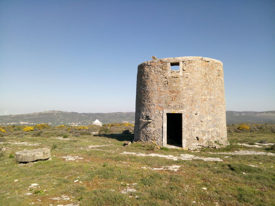 Old abandoned mill, Mendiga, Portugal History Beauty In Nature Tranquil Scene Rural Scene Portugal Serra De Aire E Candeeiros Retirodaavolidia Mendiga Parque  Relaxing Topdestinos Topdestinations Mountain Scenics Environmental Conservation Nature Amazing Outdoors Ancient Holiday Enjoying Life