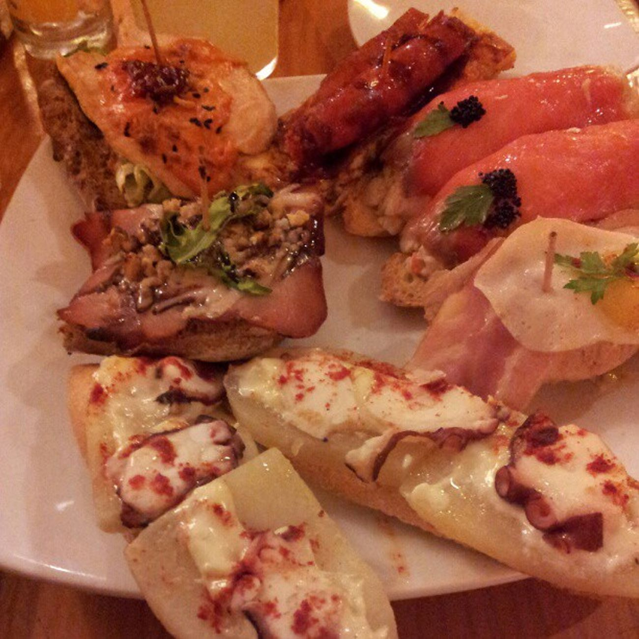 Pintxos! Food Flk