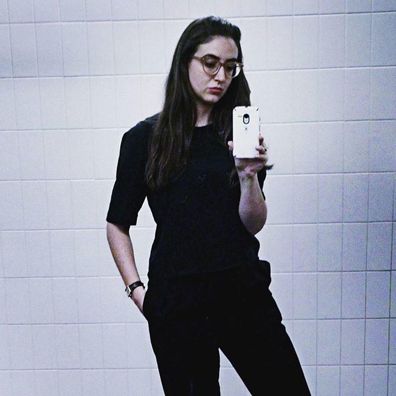 New nerd on the block. 💣 Godardvibes Glasses Foureyes Filmnoir parisian parisien oliverpeoples @oliverpeoples @oliverpeoplessoho eyeglasses