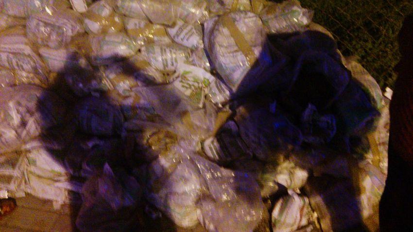 Garbage Shadows