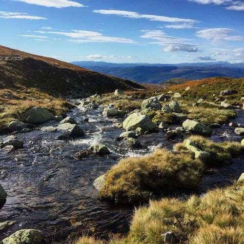 Norwegian Nature Hello World