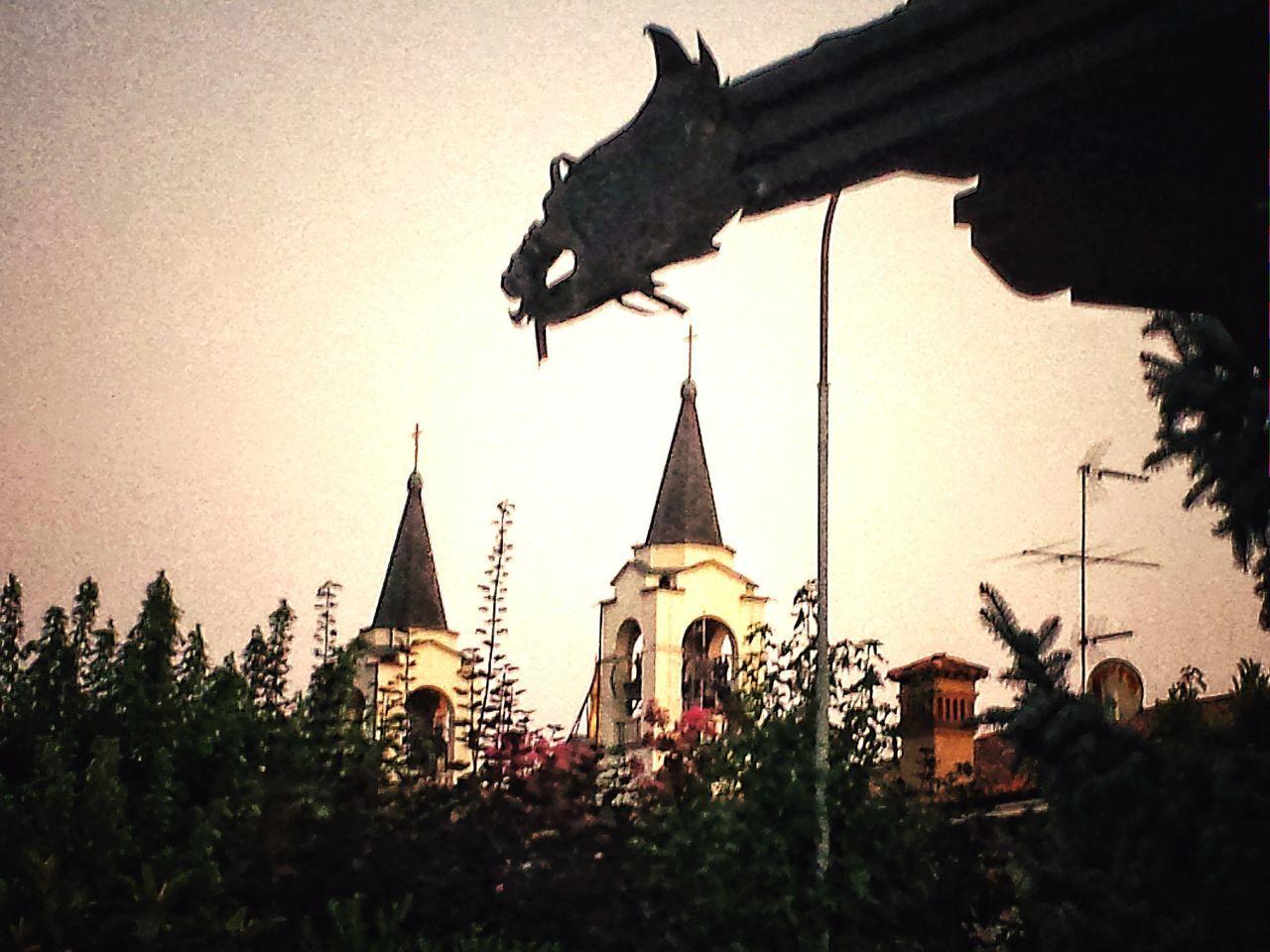 Church And Dragon