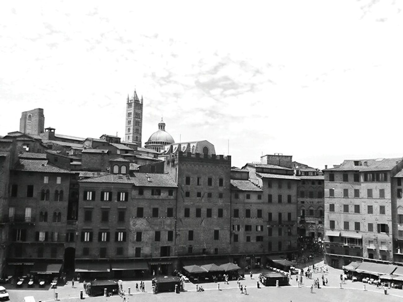 Siena, Italy Piazza Del Campo