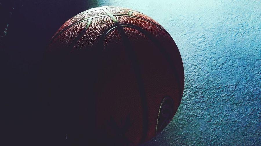 BYOPaper! No People Indoors  Close-up Day Basquetbol ❤️😍 Basquetball