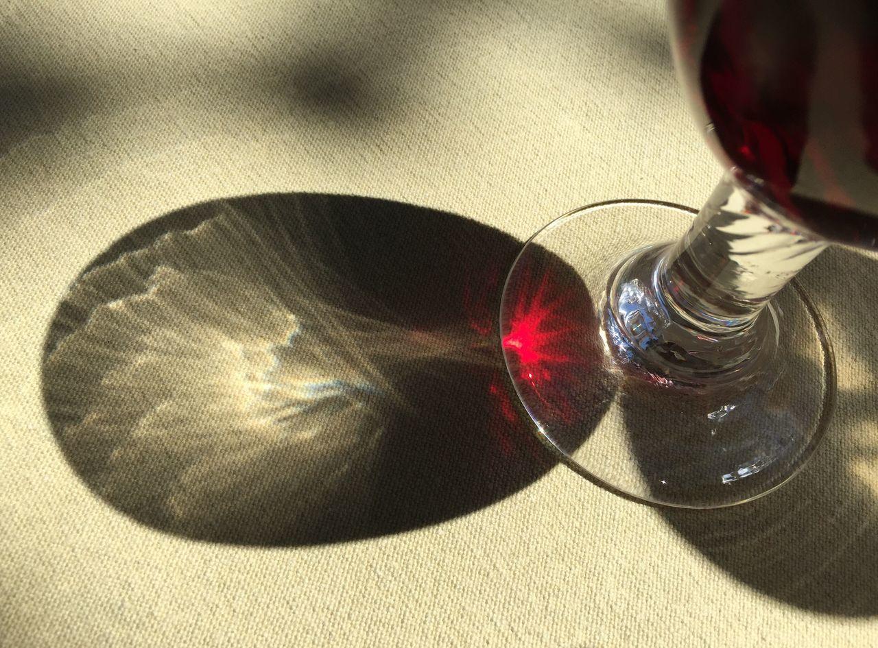 Red Wine♡ Pleasures French Wine Enjoying Life