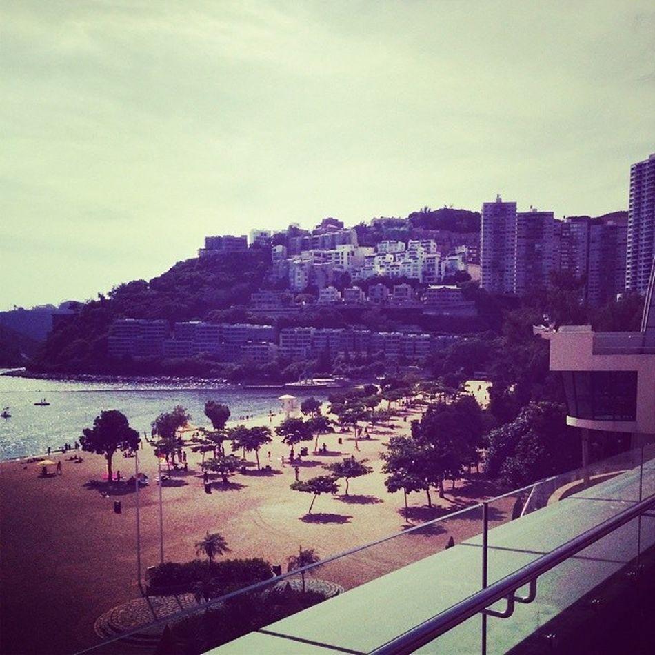 Thepulsehk HongKong Beach 4 days visit Repulsebay twice