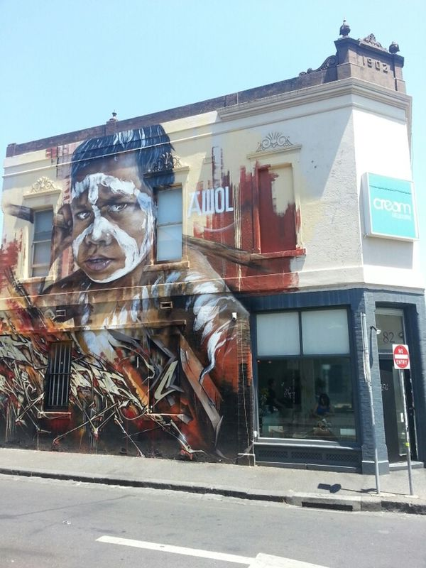Graffiti Streetart Art Slicer Adnate Offthehook