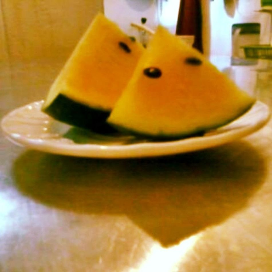 Watermelon, watermelon ... - Breakfast BoracayOceanBayResortAndCafé Fruits Watermelon Yellow