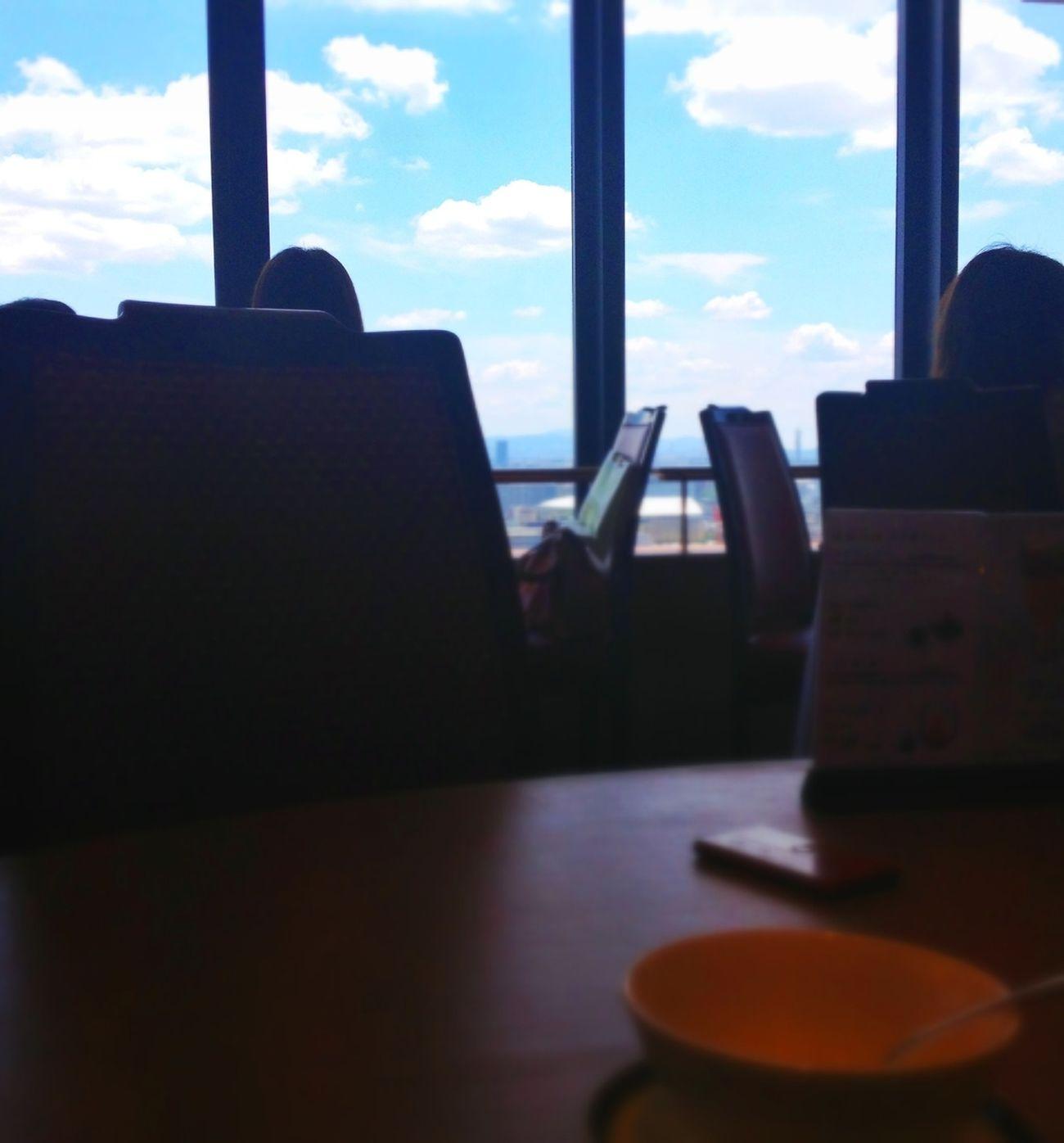 今日はいいお天気でした(^_^) Lunch
