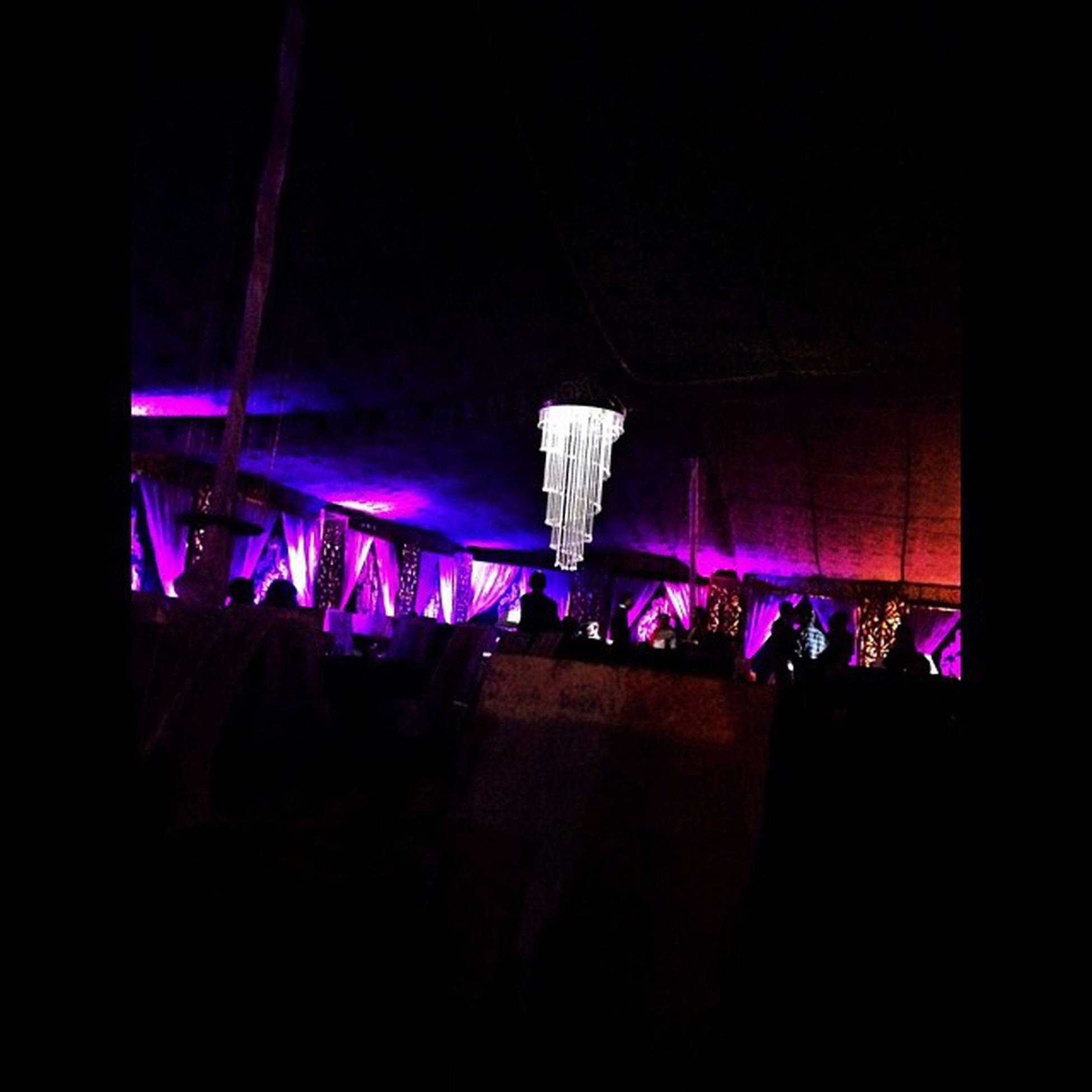 - Shaadi waali lights .. ?