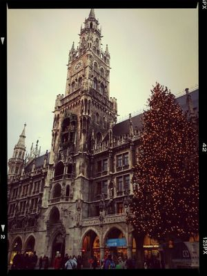 around the world at Marienplatz by stylistberlin