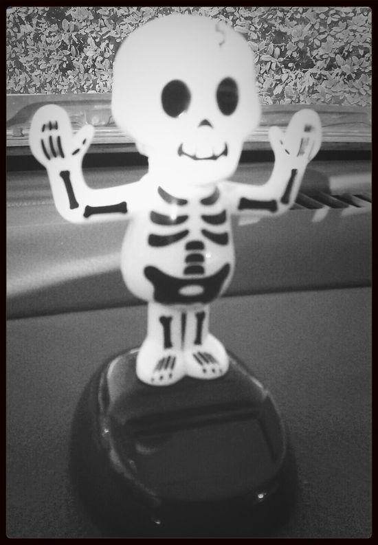 Julian, my driving buddy.