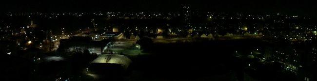 New Belgrade, a view from the hight... Panoramas Beograd_nocu Belgradenight New Belgrade