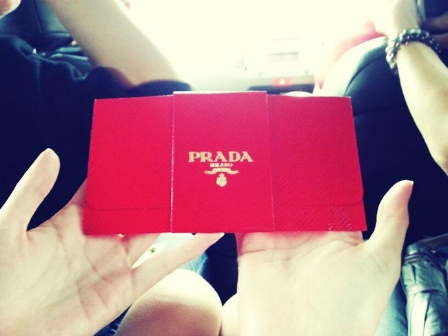 Prada Ang Pow!!