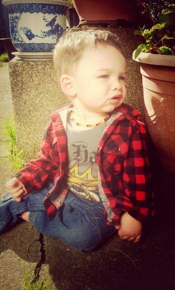 My Son Samuel Allen Keesing-Smith