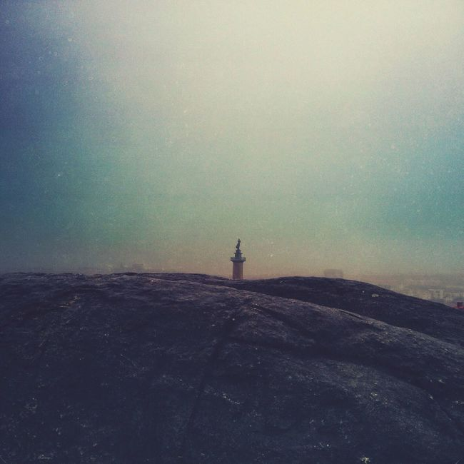 Rocks and civilization Edited EyeEm Best Shots Mextures Artistic