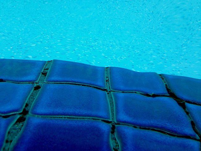 Taking Photos pool water Cobalt Blue By Motorola Spring Into Spring