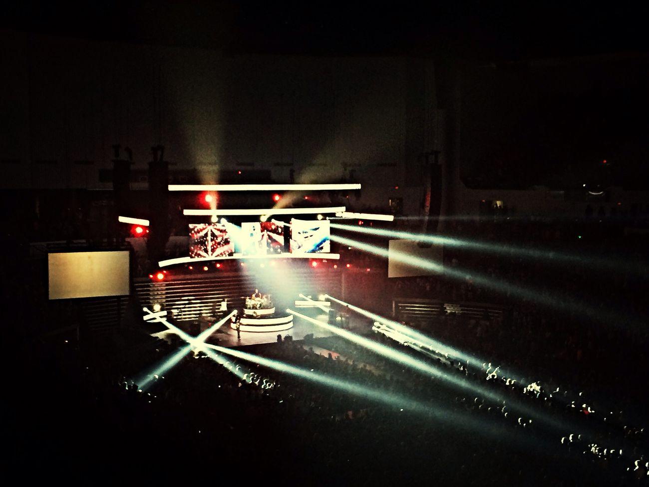 Concert Winter Jam Music Tour! Life