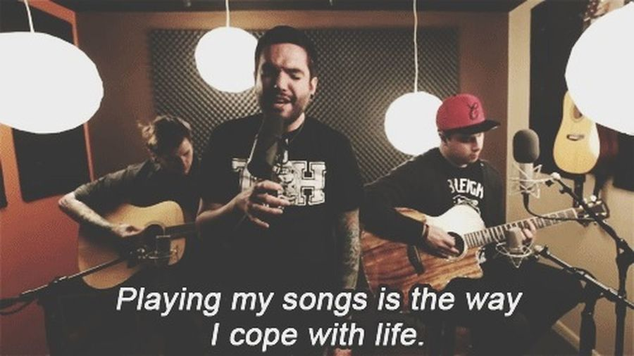 A Day To Rememberr Bands That Saved Me ADTR