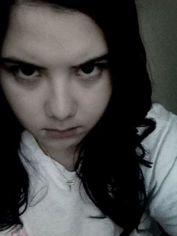 I'm pretty sure I can play the role of an evil demon girl