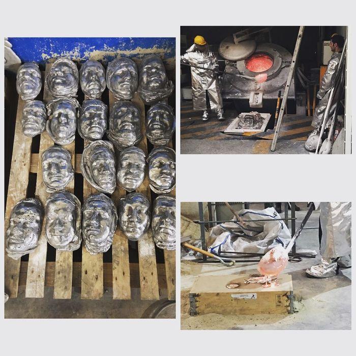 Sculpture Art ArtAcademy Artstudio Artstudent  ArtWork 雕塑