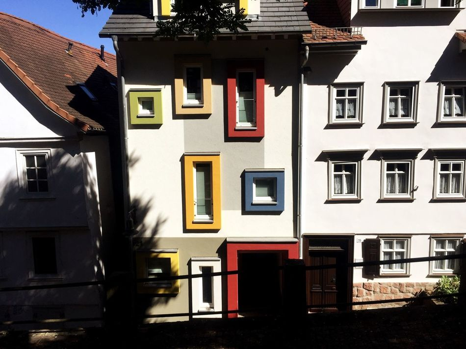 Building Exterior Architecture Window Outdoors City Day Adapted To The City EyeEmNewHere Marburg An Der Lahn