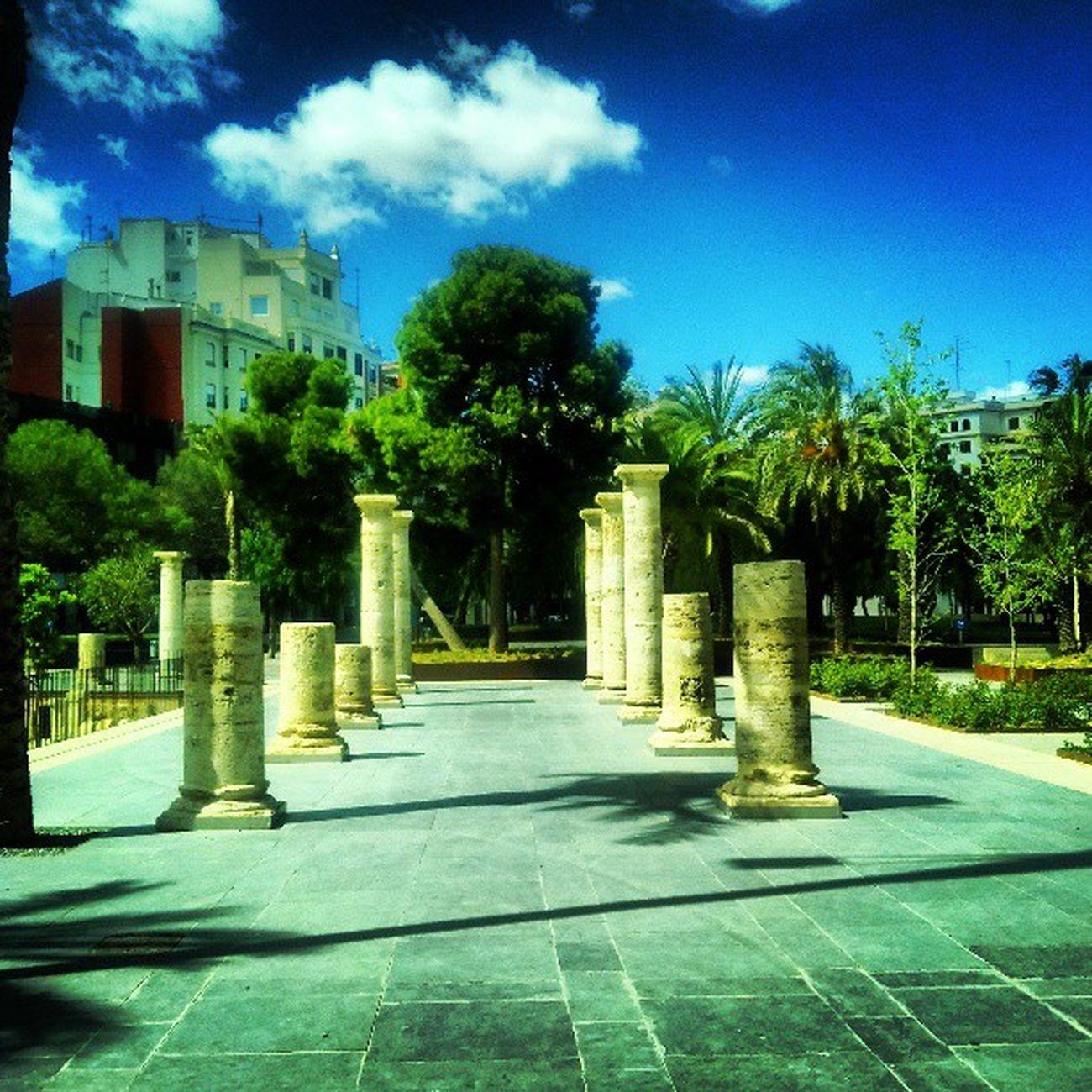 #RuinasRomanas #Valencia #historia València Historia Ruinasromanas