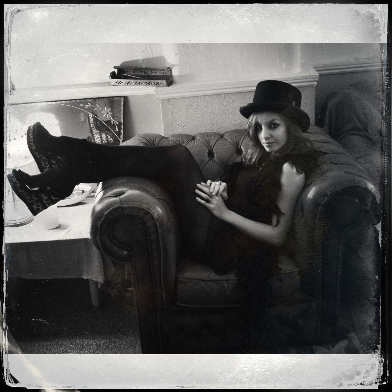 Portrait of Layla on my couch WeAreJuxt.com AMPt_community NEM Memories Shootermag