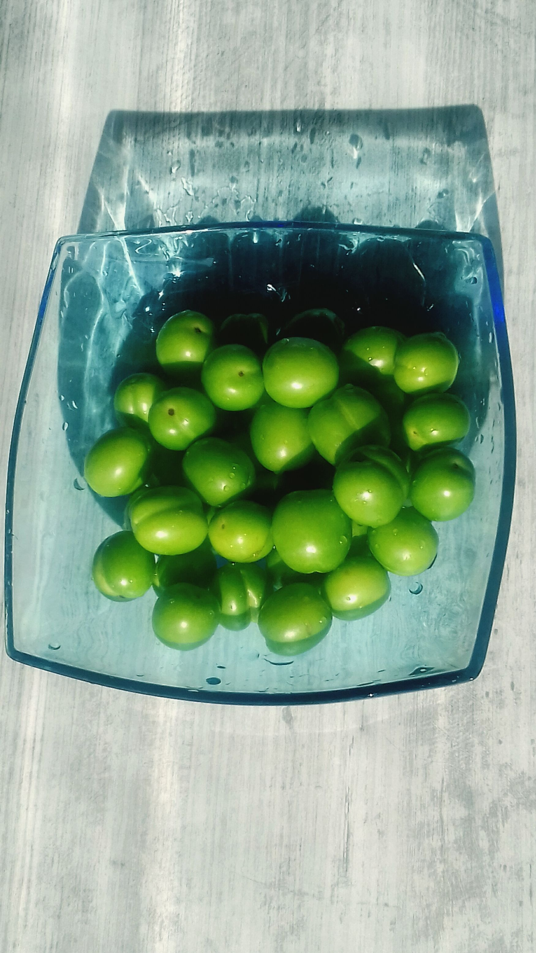 Alucha Green Color fruit Fruit