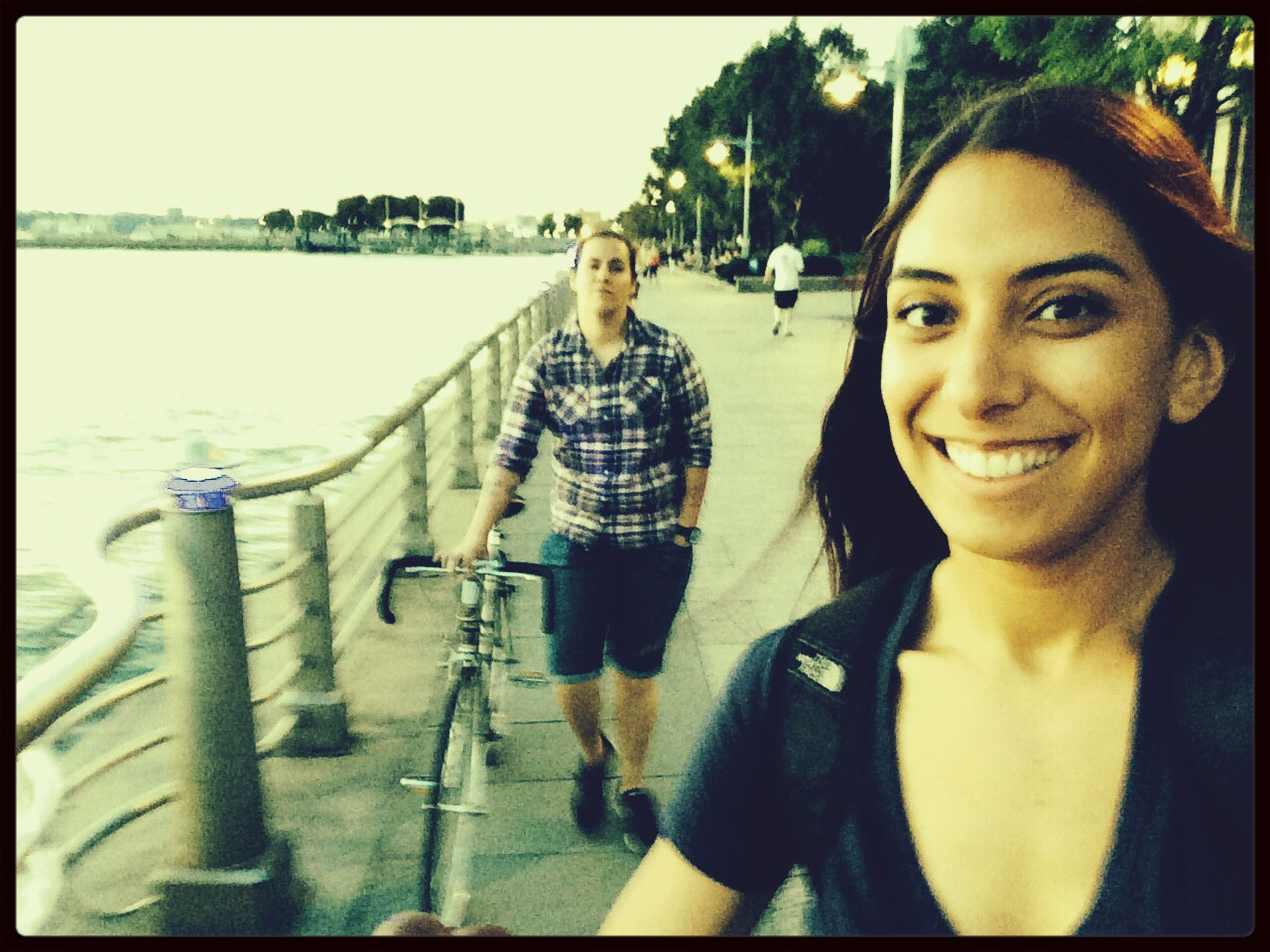 Boardwalks with the bae. NYC Boardwalk Urban Landscape Do A Strong