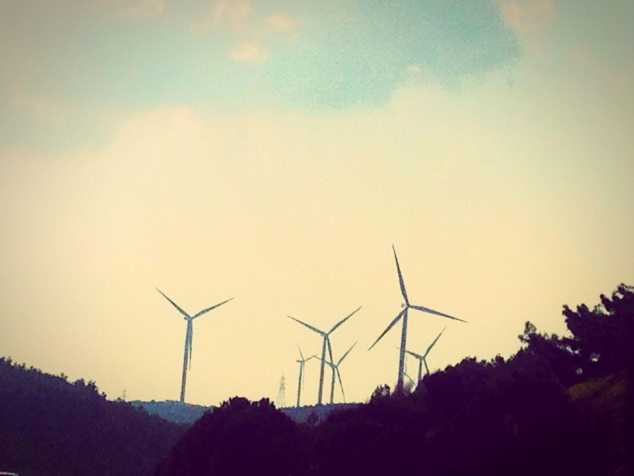 Izmir çeşme Alaçatı Tatil Rüzgar Wind Sun Clouds Highway Weekend