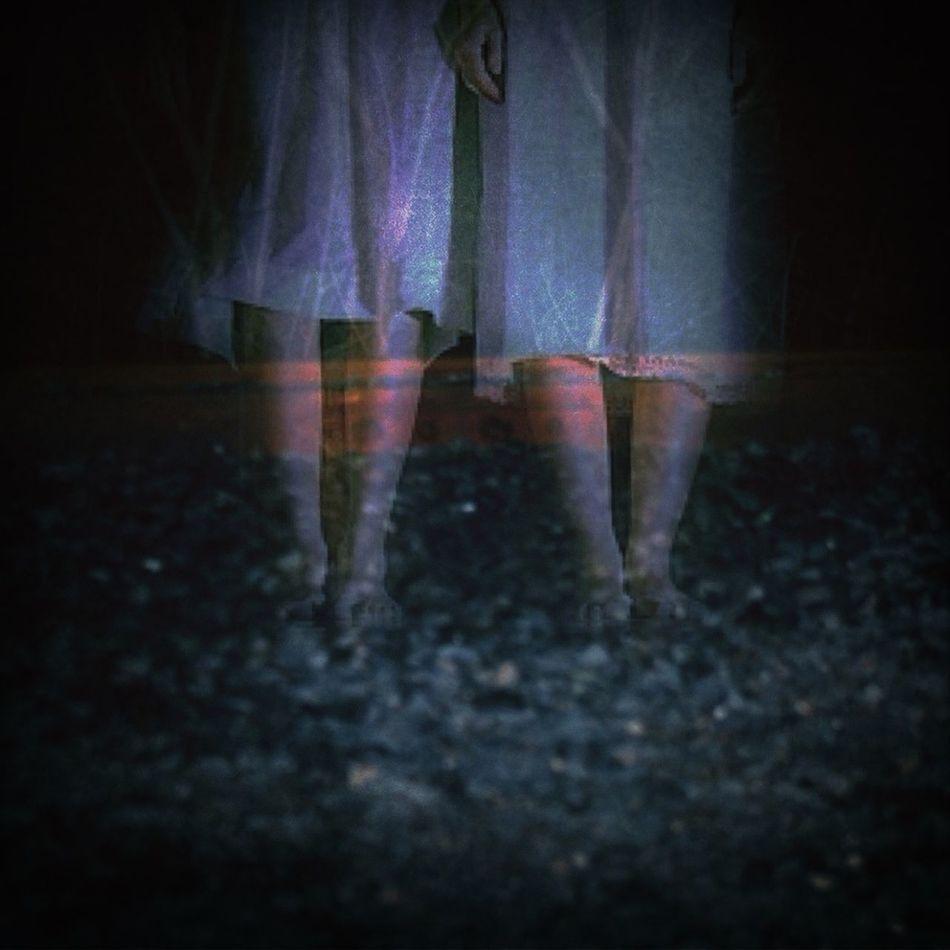 Seeing Ghosts