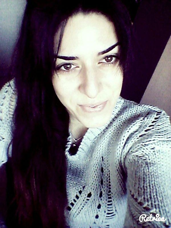 @ Cute Winter Selfie