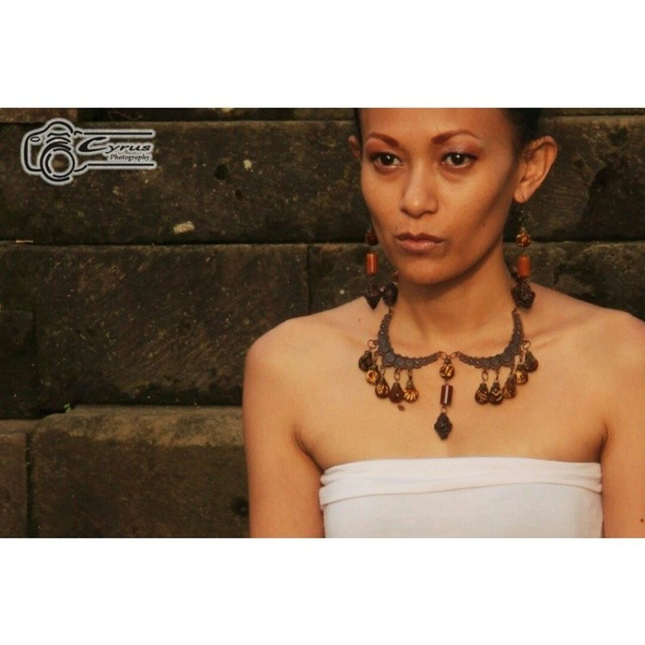 CyrusPhotograph Kidaltemple Radhaaccessories Indonesianethnic necklace instafashion