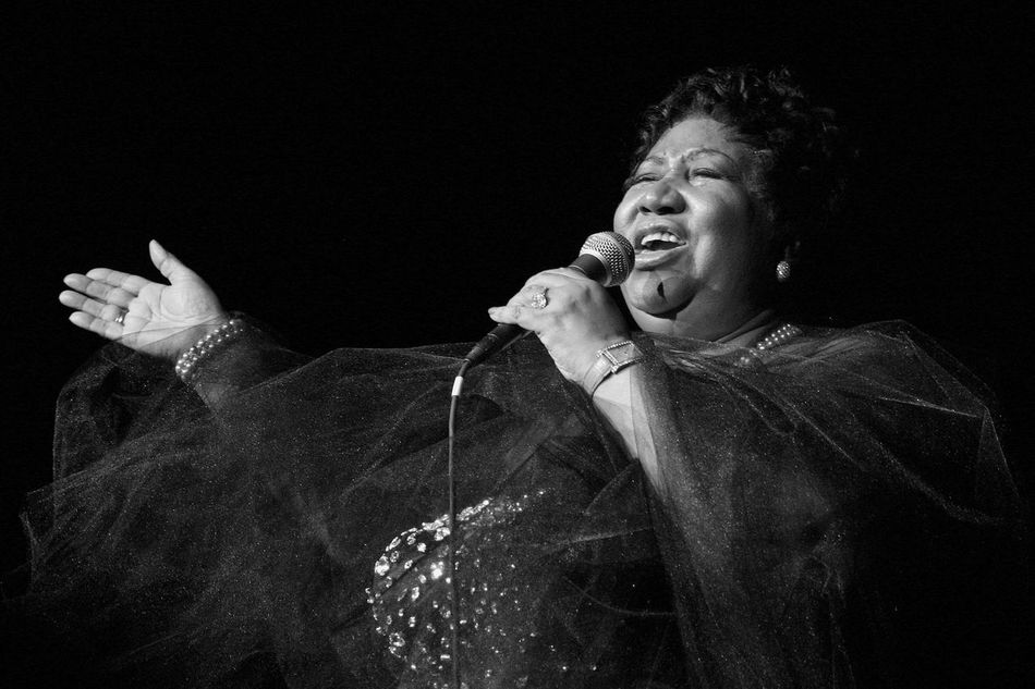 Singer Arethafranklin soul R&b Music Icon Concert Photography Queen Of Soul Music soul singer Real People