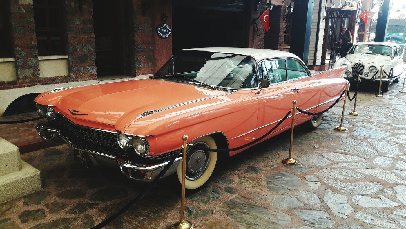Vintage Old Car Museum Istanbul Turkey