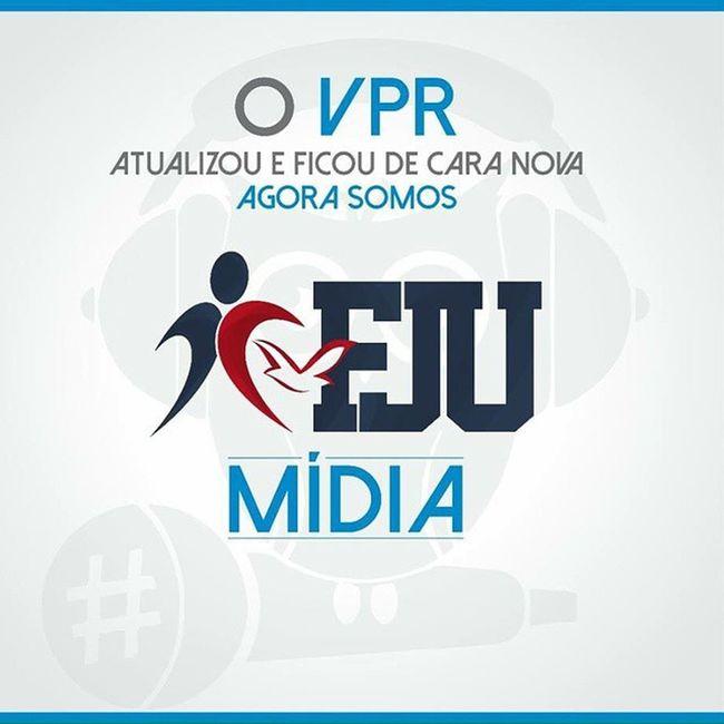 O VPR agora é FJU Mídia FJUMídia VPR FJUMídiaItaquera