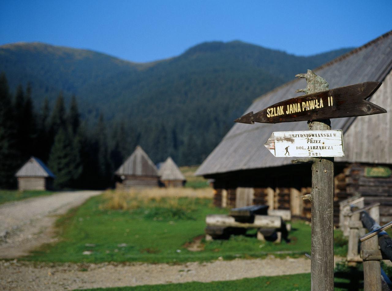 Day Dolina Chochołowska Hiking Trail Mountain Nature Outdoors Polana Chocholowska Poland Tatry