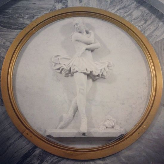 Metro метро парккульуры балет
