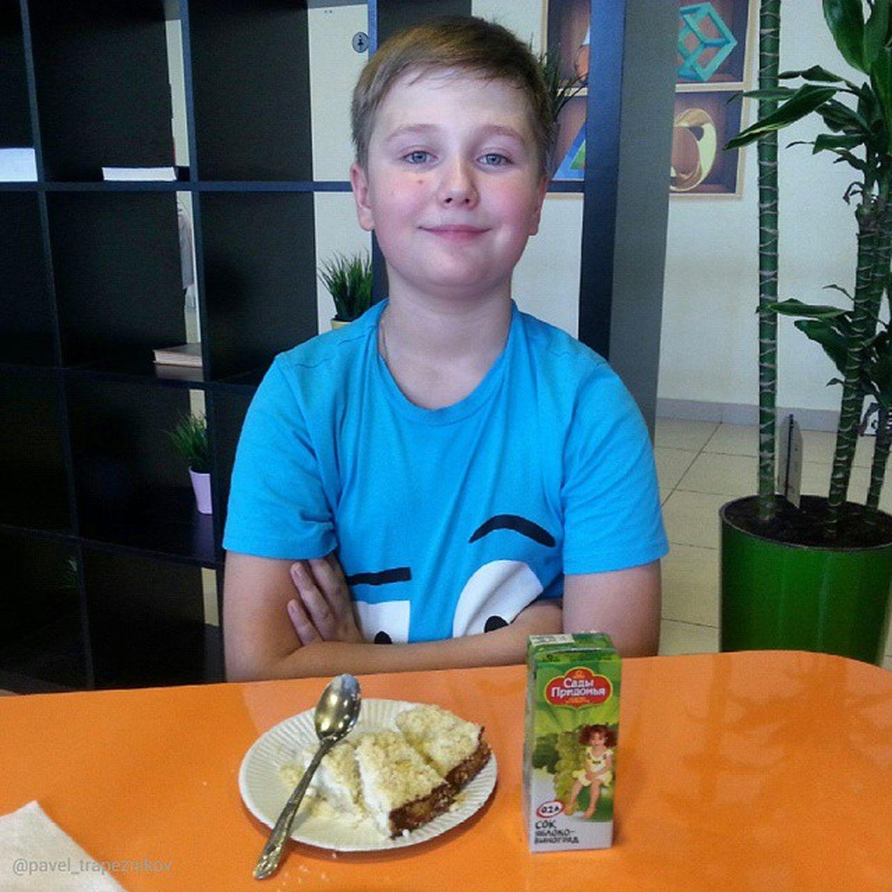 Сегодня, 20141110 , моему сыночку Гришуне исполнилось 11лет ! С Днём Рождения, мой любимый! красавчик ! / Today my little Son Grisha 11years old! HappyBirthday, my favorite! Handsome!