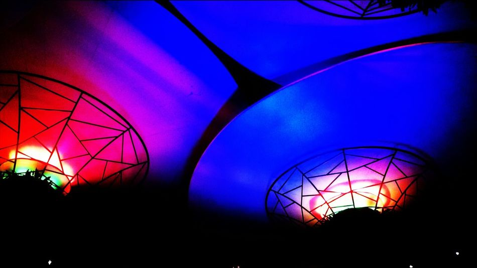 Multi Colored Sky Abstract Building Exterior First Eyeem Photo Philippines Outdoors Photos Around You Night Low Angle View Nuvaliph