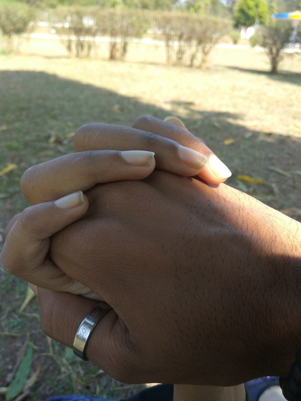human hand, one person, human body part, real people, human finger, men, day, focus on foreground, lifestyles, outdoors, close-up, one man only, adult, people
