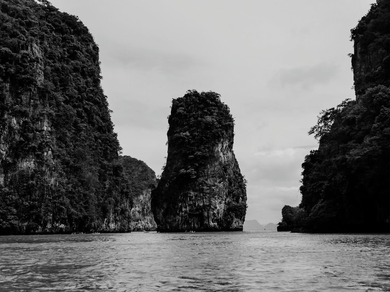 kayaking in Ao Phang Nga Landscape Travel Travel Destinations Traveling Landscapes Nature Beauty In Nature Nature_collection Landscape_Collection EyeEm Nature Lover Outdoors On The Road Kayaking Vacations Holiday Thailand Blackandwhite Black And White Black & White Life Is A Beach Water Tourism Eye4photography  The Great Outdoors - 2017 EyeEm Awards